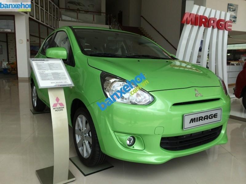 Xe Mitsubishi Mirage MT 2014-5