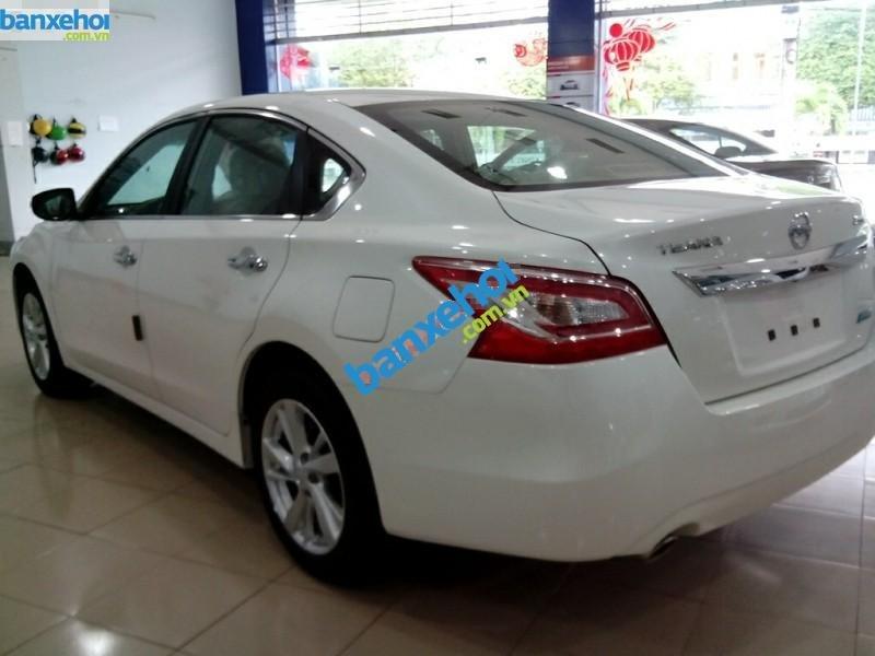 Xe Nissan Teana 2.5 SL 2014-1