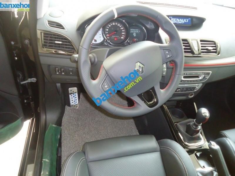 Xe Renault Megane RS 2014-4