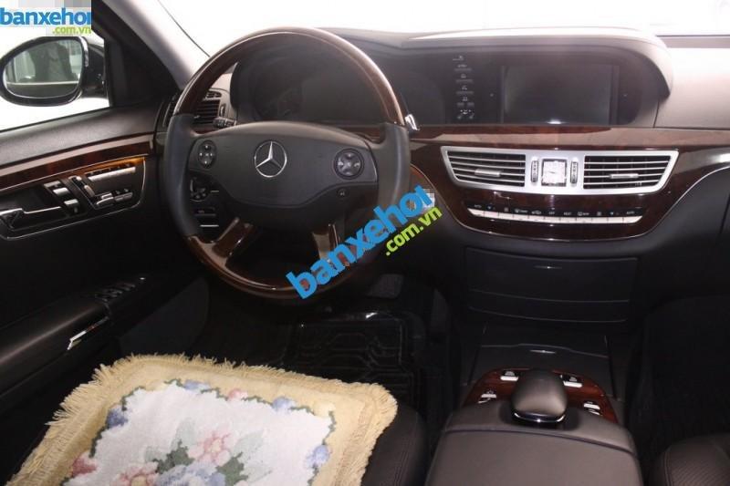 Xe Mercedes-Benz S class S350 2007-7