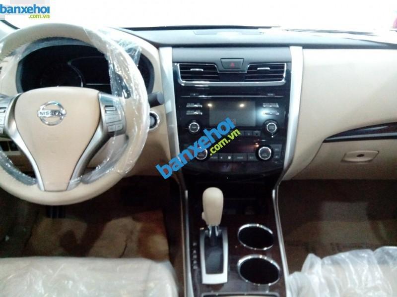 Xe Nissan Teana 2.5 SL 2014-8