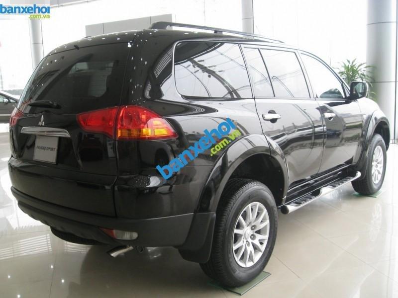 Xe Mitsubishi Pajero Sport 3.0 2013-4