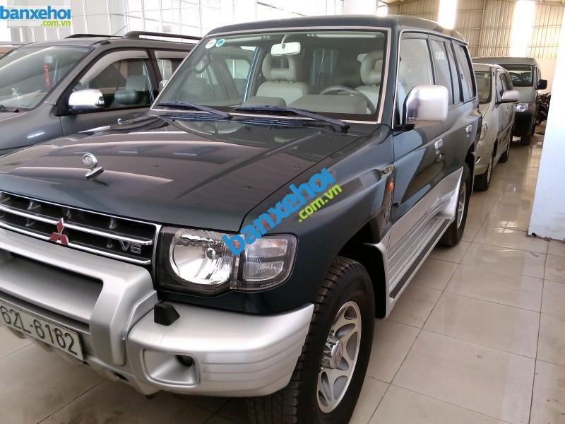 Xe Mitsubishi Pajero  2007-4