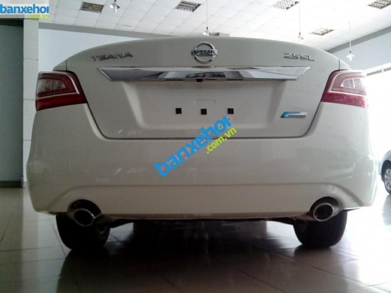 Xe Nissan Teana 2.5 SL 2014-2