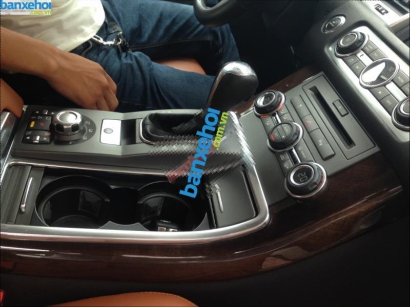 Xe LandRover Range Rover HSE 2010-5