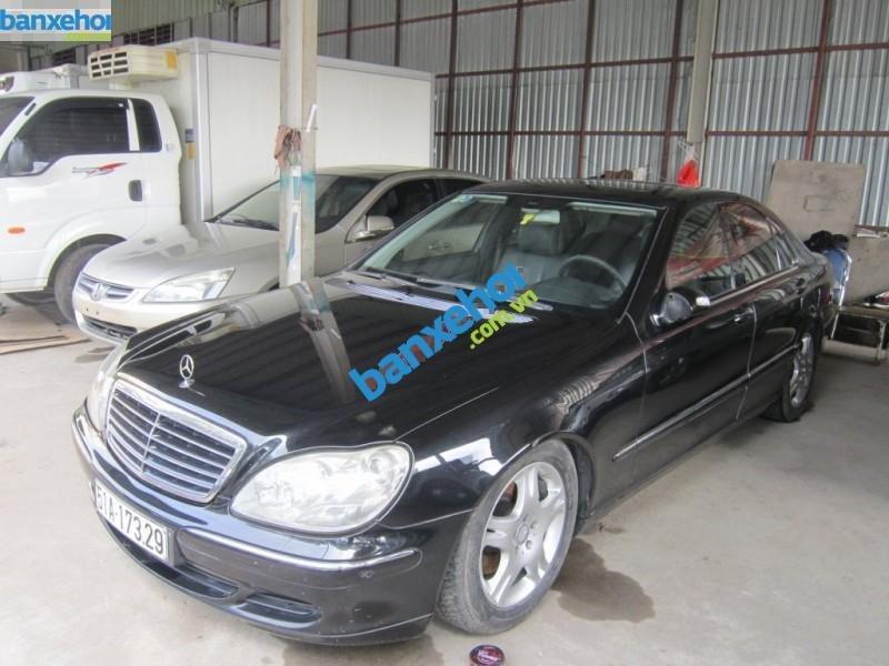 Xe Mercedes-Benz S class 320 CDI 2004-1