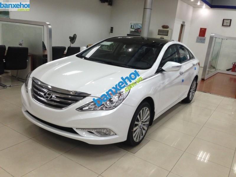 Xe Hyundai Sonata 2.0 2014-0