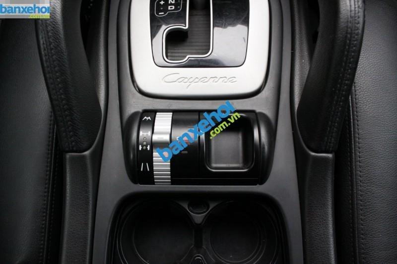 Xe Porsche Cayenne S 2008-9