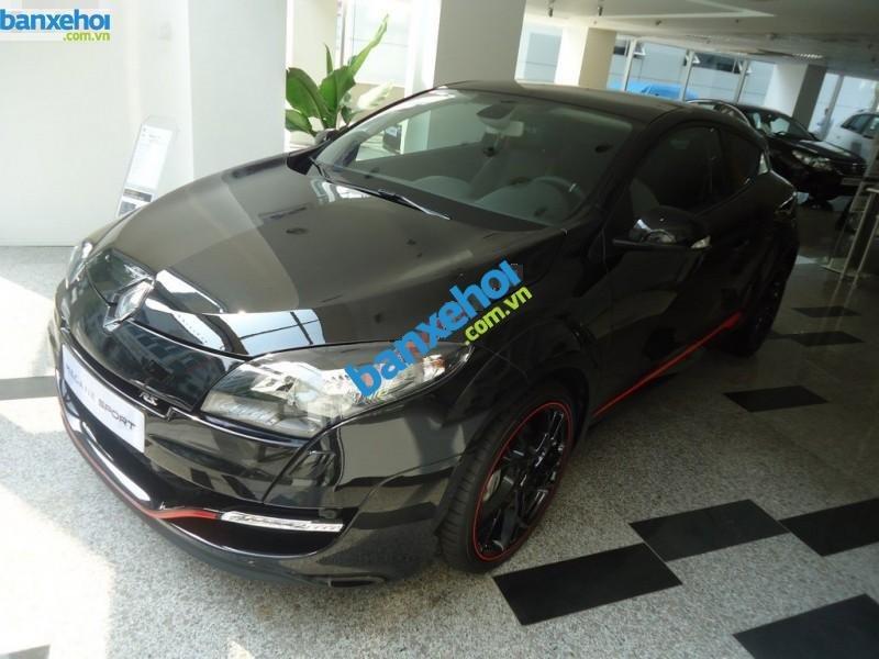 Xe Renault Megane RS 2014-0