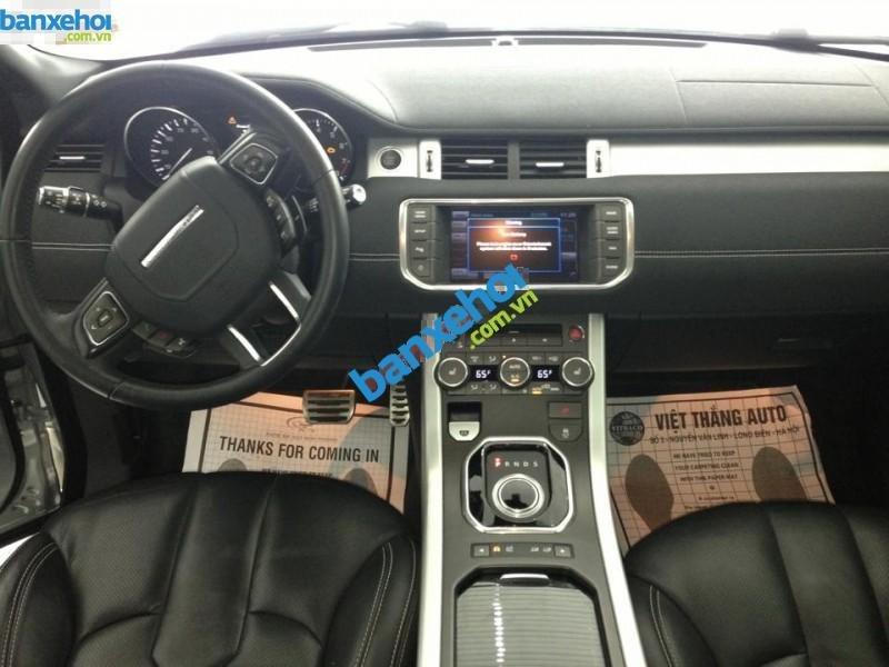 Xe LandRover Range Rover Evogue Dinamic 2013-4