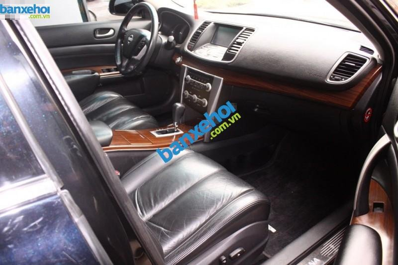 Xe Nissan Teana 250XV 2009-5