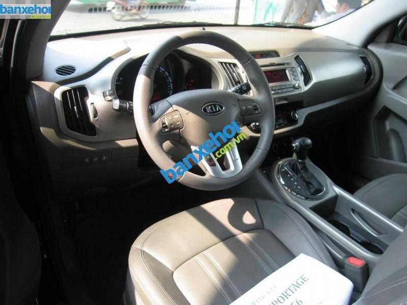 Xe Kia Sportage  2011-4