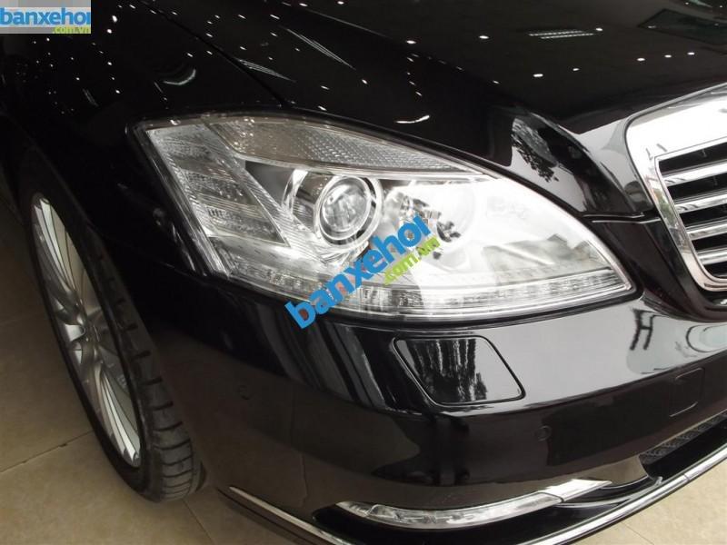 Xe Mercedes-Benz S class S300 2011-1