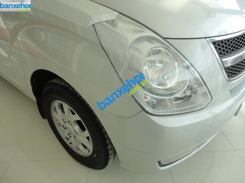 Xe Hyundai Starex 2.4 MT 2014-1