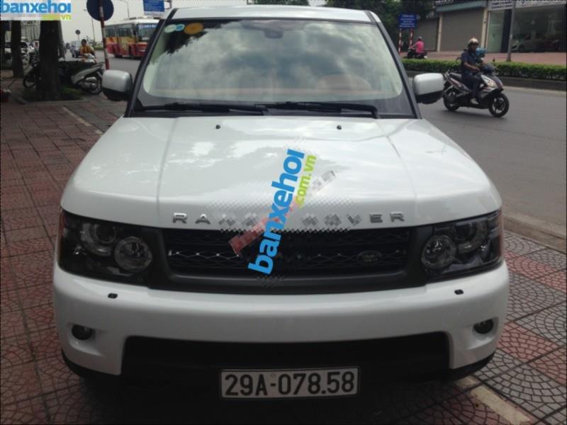 Xe LandRover Range Rover HSE 2010-0