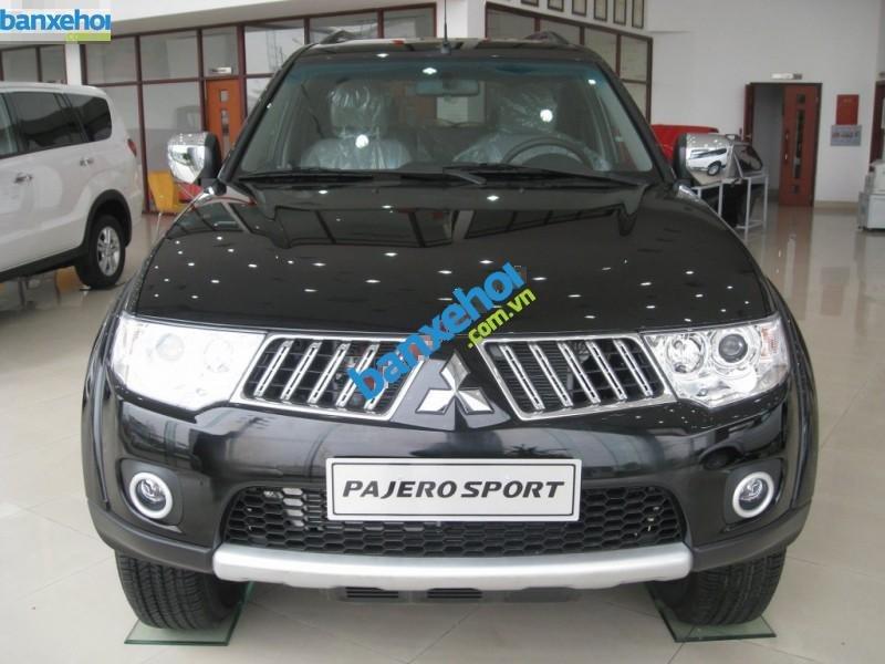 Xe Mitsubishi Pajero Sport 3.0 2013-0