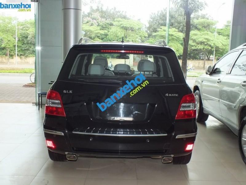 Xe Mercedes-Benz GLK Class 300 2009-1