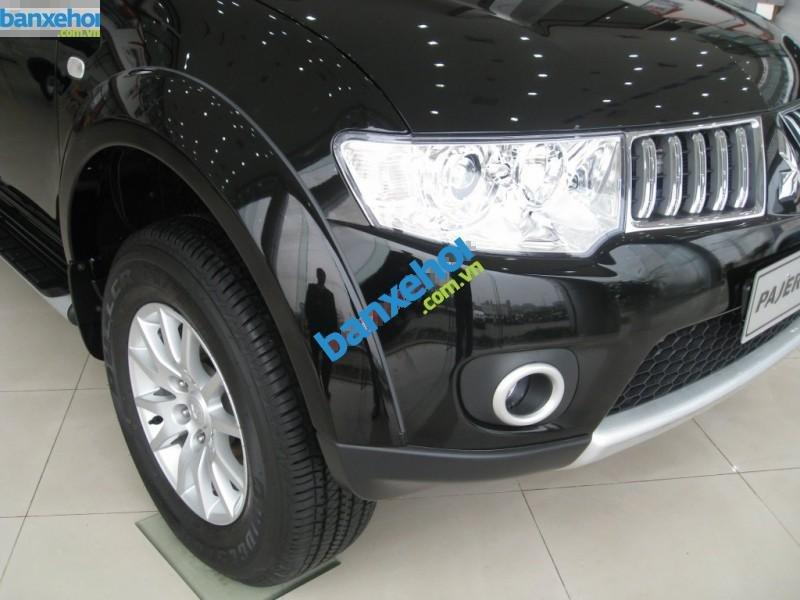 Xe Mitsubishi Pajero Sport 3.0 2013-2