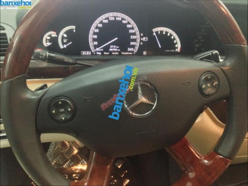 Xe Mercedes-Benz S class S350 2009-4