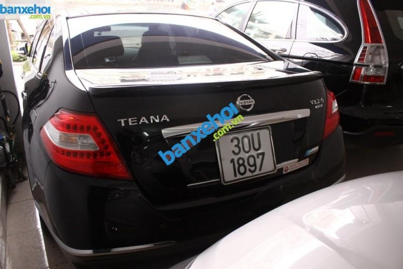Xe Nissan Teana 250XV 2009-4