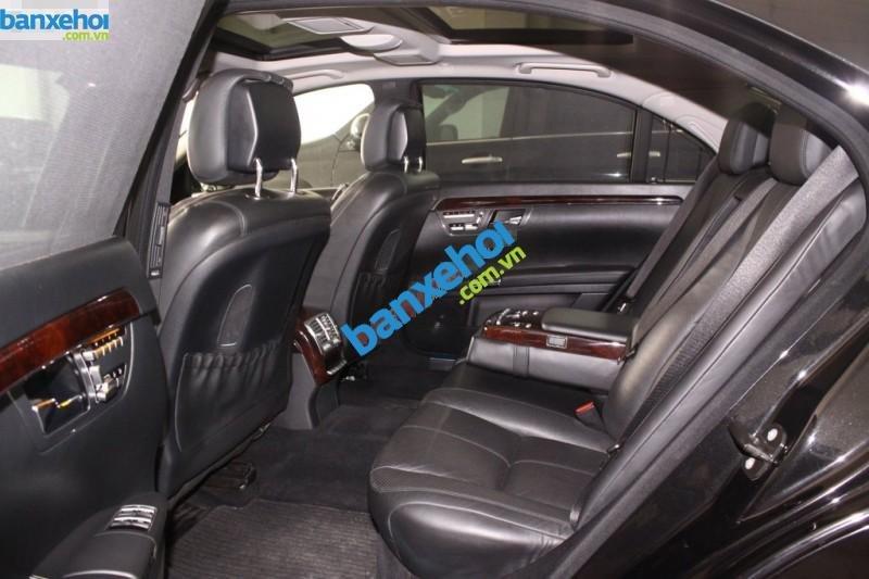 Xe Mercedes-Benz S class S350 2007-5
