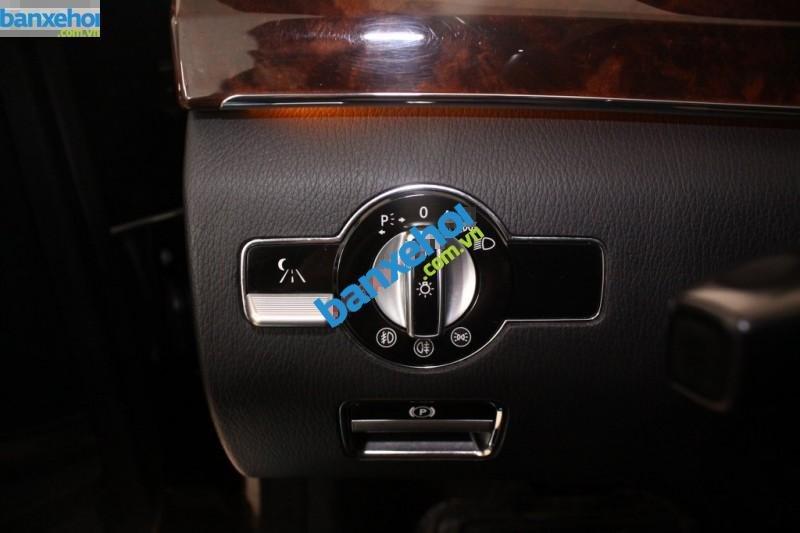 Xe Mercedes-Benz S class S350 2007-4