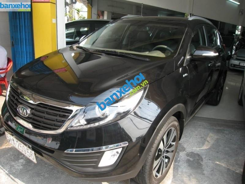 Xe Kia Sportage  2011-1