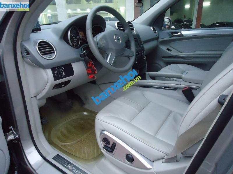 Xe Mercedes-Benz ML Class 350 2009-3