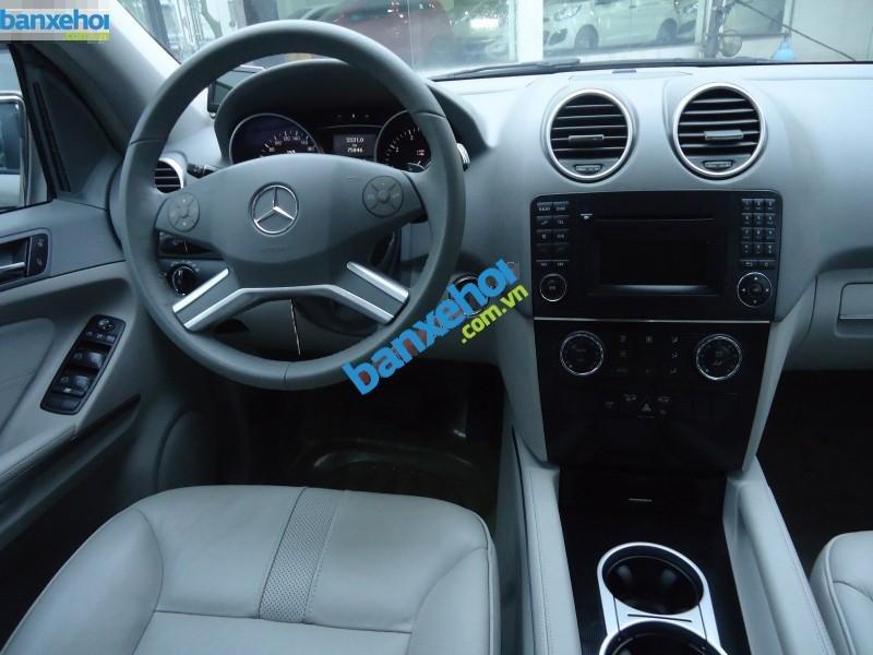 Xe Mercedes-Benz ML Class 350 2009-1