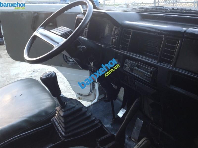 Bán xe cũ Daewoo Labo đời 1993, màu trắng-5