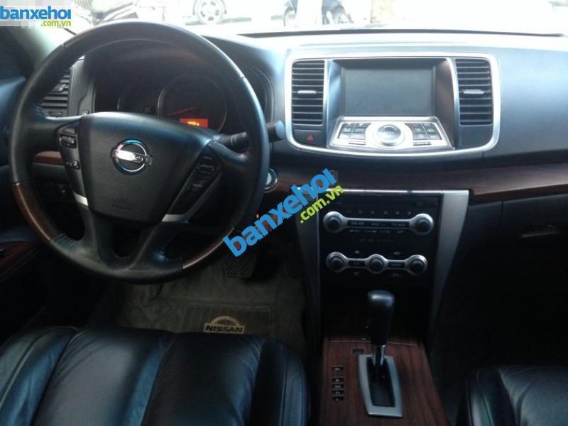 Xe Nissan Teana  2010-6
