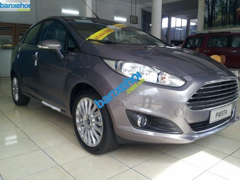 Xe Ford Fiesta AT Titanium 2014-1