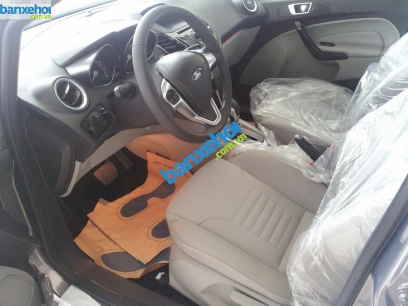 Xe Ford Fiesta AT Titanium 2014-5