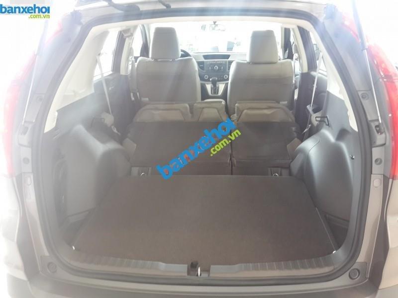 Xe Honda CR V 2.0 AT 2014-5