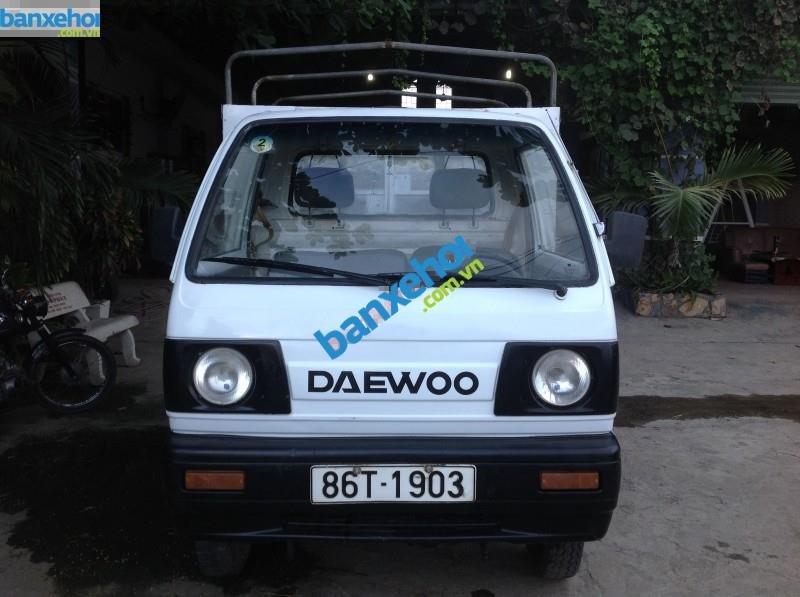 Bán xe cũ Daewoo Labo đời 1993, màu trắng-1