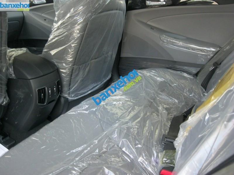Xe Hyundai Sonata  2013-4