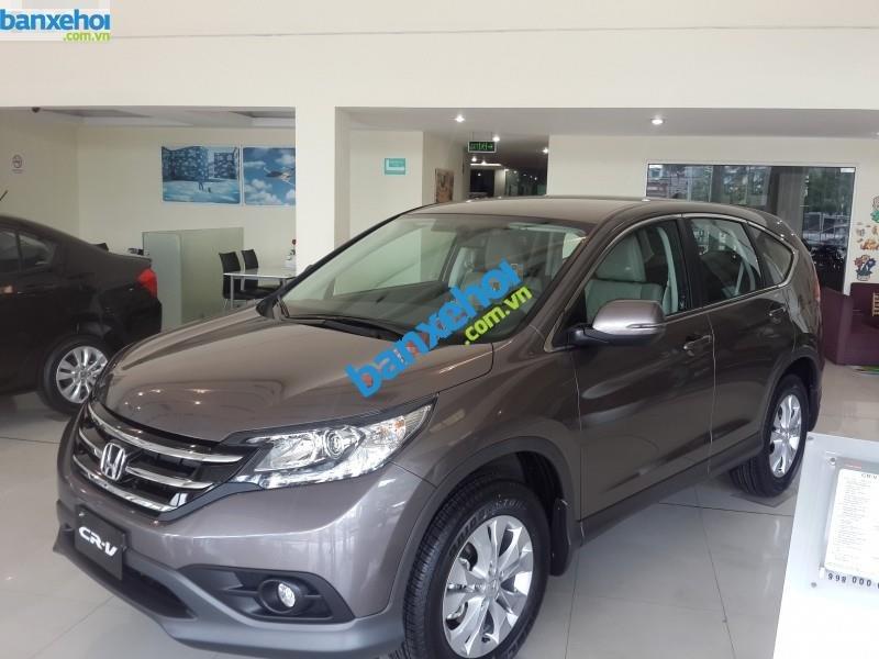 Xe Honda CR V 2.0 AT 2014-0