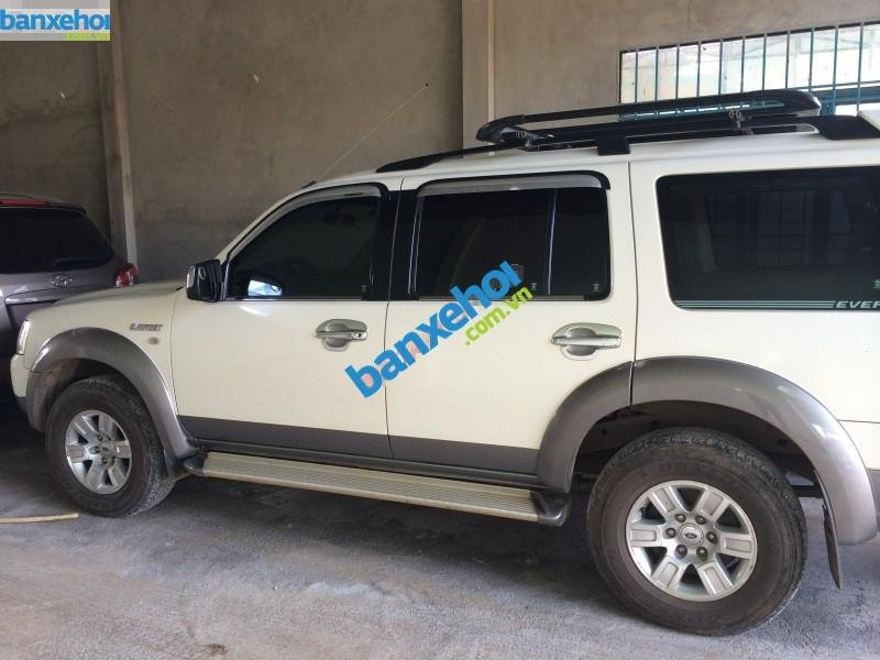 Xe Ford Everest MT 2008-2