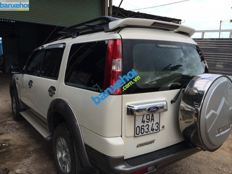 Xe Ford Everest MT 2008-8