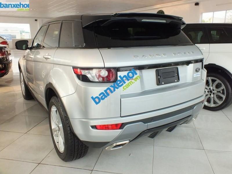 Xe LandRover Evoque  2013-3