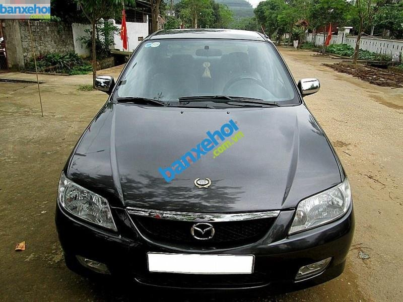 Xe Mazda 323 GLX Classic 2003-8