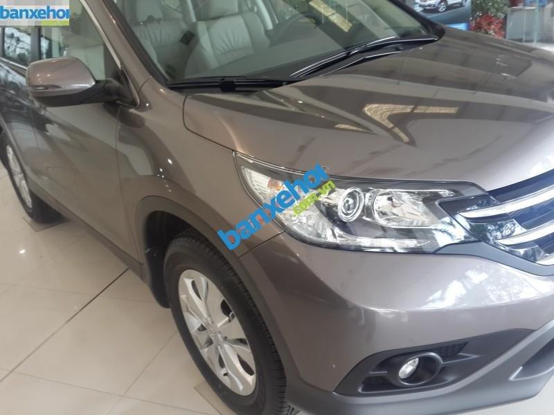 Xe Honda CR V 2.0 AT 2014-1