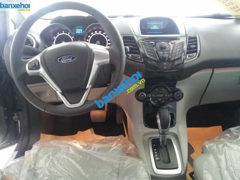 Xe Ford Fiesta AT Titanium 2014-4