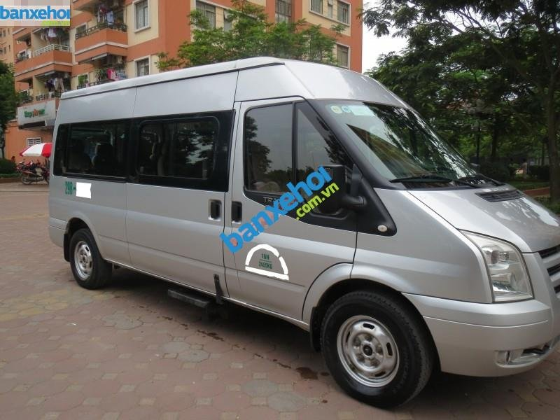 Xe Ford Transit  2012-1