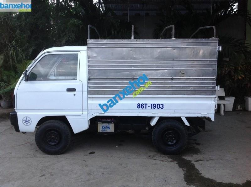 Bán xe cũ Daewoo Labo đời 1993, màu trắng-3