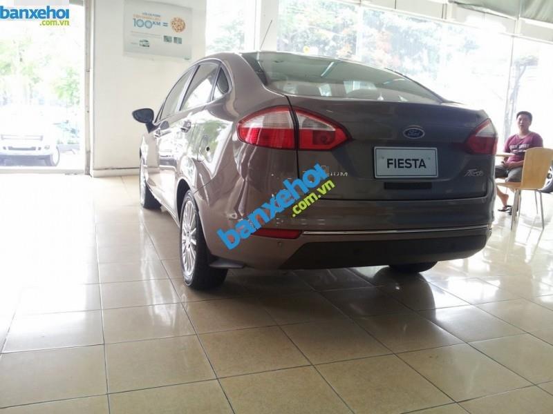 Xe Ford Fiesta AT Titanium 2014-2