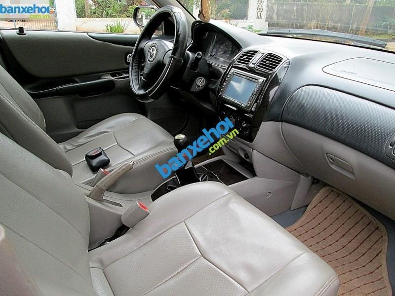 Xe Mazda 323 GLX Classic 2003-3
