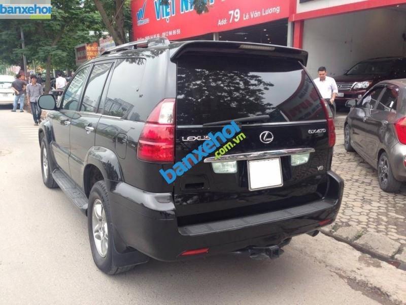 Xe Lexus GX 470 2009-3
