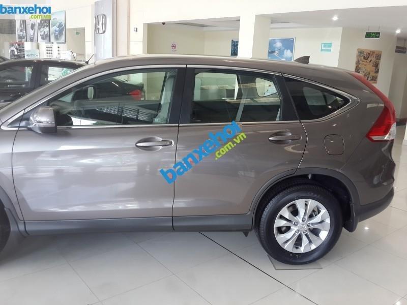 Xe Honda CR V 2.0 AT 2014-8