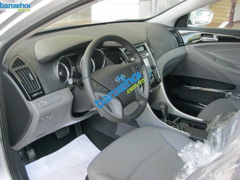 Xe Hyundai Sonata  2013-3
